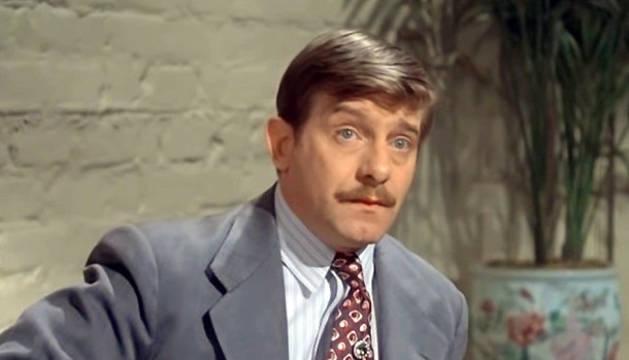 Jack Kehoe, en 'El golpe'.
