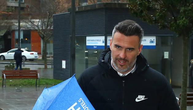 Antonio Amaya niega haber recibido dinero de Osasuna y reconoce un incentivo para ganar al Valladolid