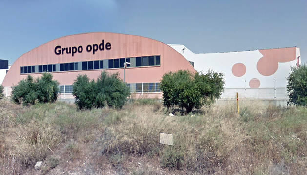 Empresa de renovables OPDEnergy, con sede en Fustiñana.