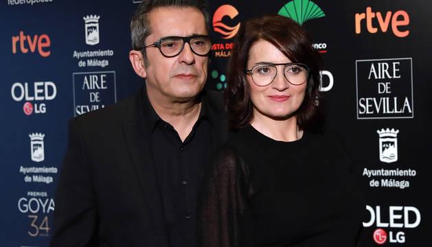 Silvia Abril y Andreu Buenafuente repiten como maestros de ceremonias en los Goya 2020.