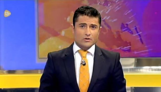 El periodista Alfonso Merlos.