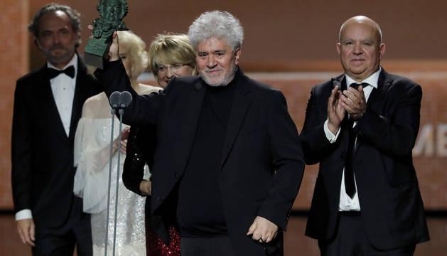 Todas las fotos de los Premios Goya de 2020