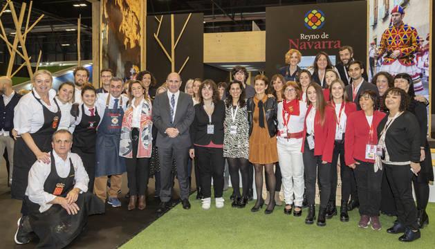 El Gobierno de Navarra valora positivamente Fitur y destaca nuevas oportunidades