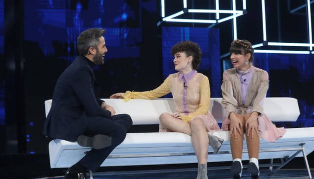 Maialen y Anne cantarán temas de 'Radio Futura' y 'La Casa Azul' en la gala 3