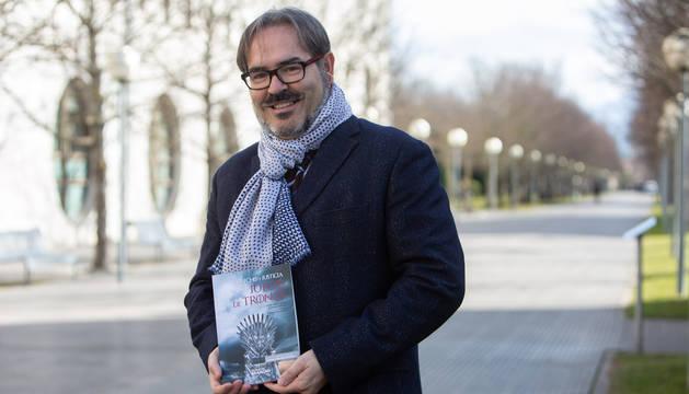 José F. Alenza, con la publicación 'Derecho y Justicia en Juego de Tronos', en la UPNA.