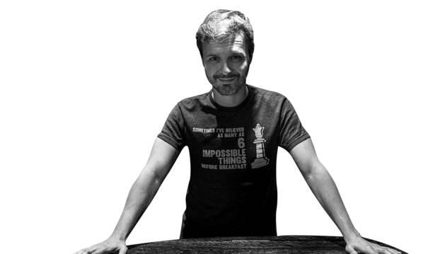 Juan Gómez-Jurado, en una imagen promocional