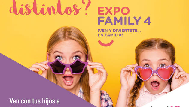 Cartel de Expofamily 2020.