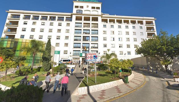 Hospital Regional de Málaga,
