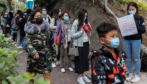 foto de China es el epicentro del brote de coronavirus y el país más afectado