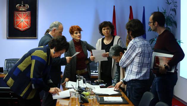 El Parlamento empieza a debatir las más de 800 enmiendas a los presupuestos