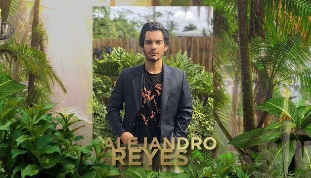 Alejandro Reyes.