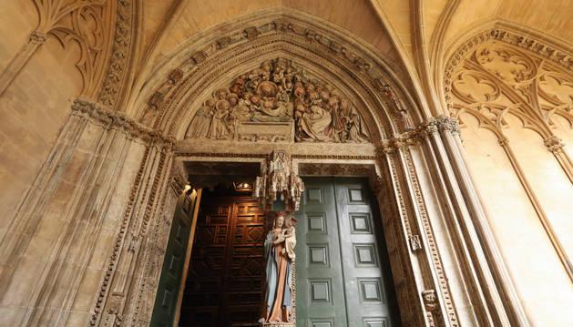 foto de Restauración del claustro de la Catedral de Pamplona