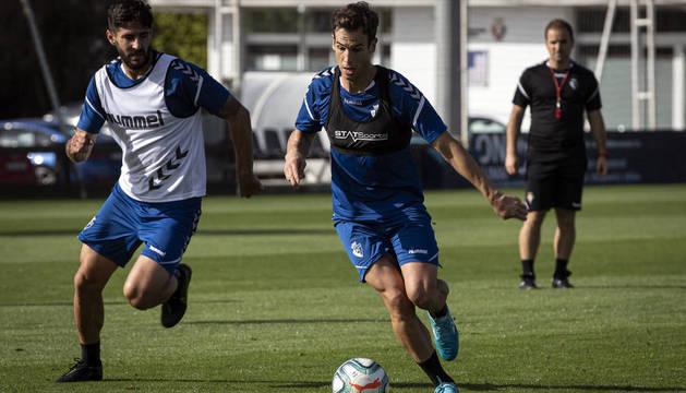 Iñigo Pérez recibe el alta siete meses después