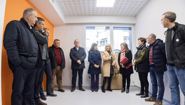 La Unidad de Barrio de Milagrosa reabrirá su sede de la calle Irati el 17 de febrero