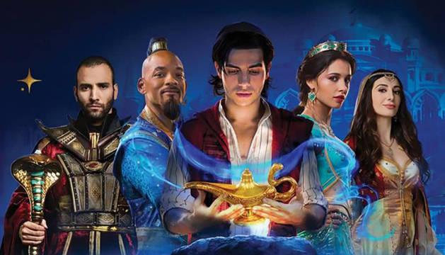 Disney prepara una secuela de 'Aladdin'