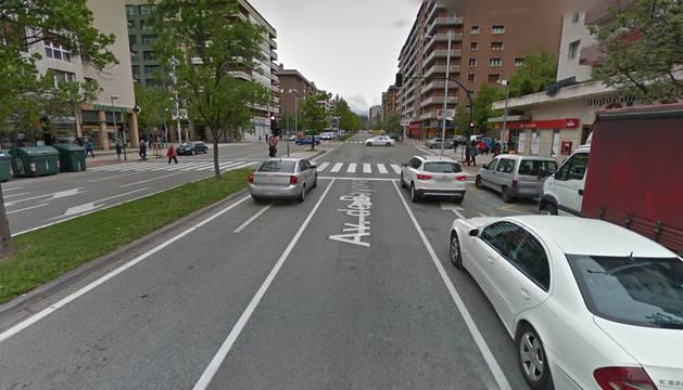 Estos son los cortes de tráfico para este viernes en Pamplona