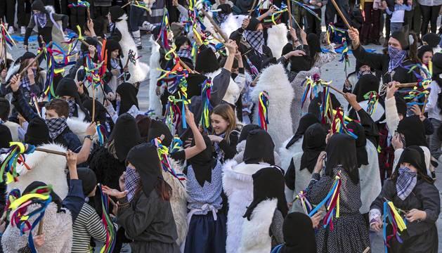 Carnavales en Navarra 2020