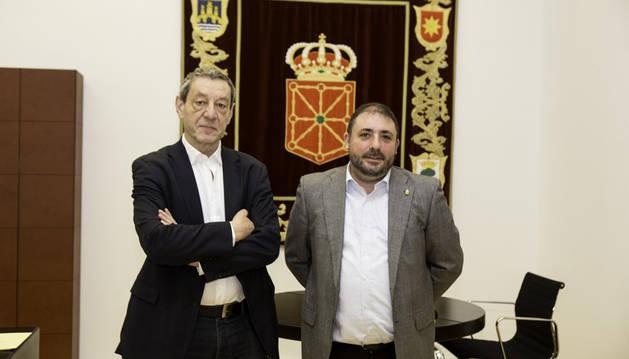 Hualde y el magistrado Serge Portelli repasan los pasos dados en materia de torturas