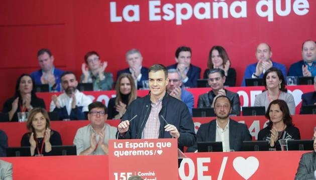 Los barones del PSOE avalan el diálogo del Gobierno con Cataluña