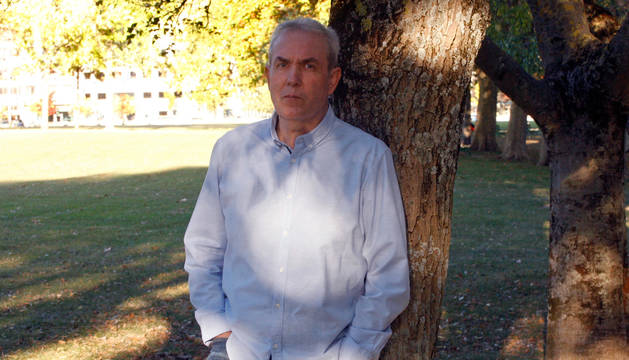 foto de El entrenador de atletismo Patxi Morentin, fallecido este domingo.