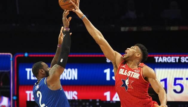 Fotos del All Star Game de la NBA 2020