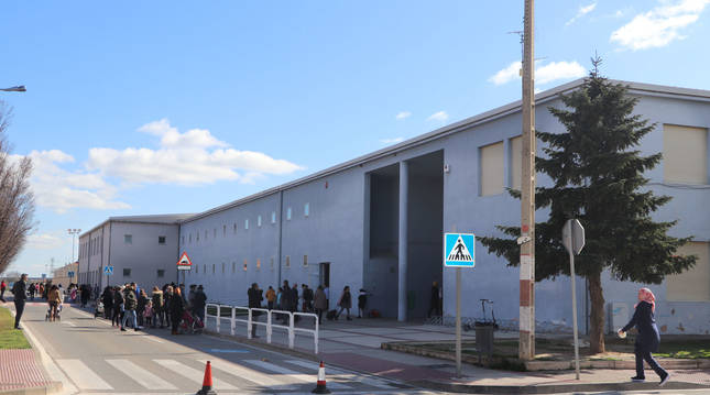 Imagen del Colegio Público de Educación Infantil y Primaria Dos de Mayo de Castejón.