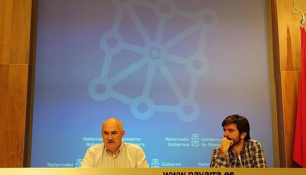 Foto de José Mari Aierdi y Eneko Larrarte.