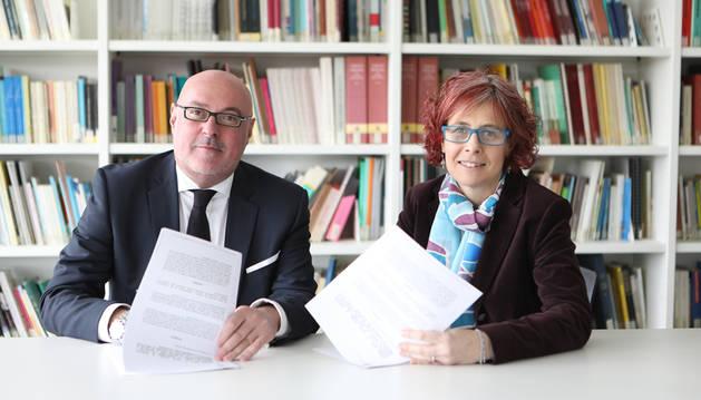Convenio para remunerar a los autores por el préstamo en las bibliotecas navarras