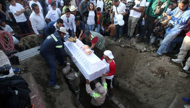 La Policía mexicana identifica a la mujer que se llevó a la niña Fátima