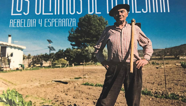 De la Mejana tudelana a Málaga en verducleta para presentar un documental