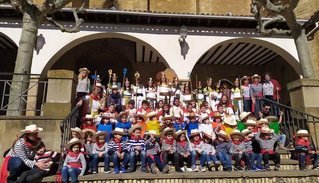 Carnaval Escolar de Lumbier