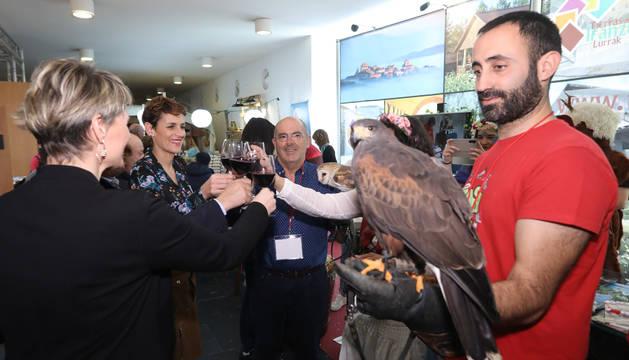 Chivite destaca en Navartur el aumento del turismo de proximidad en Navarra