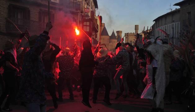 Fotos del Carnaval en Olite