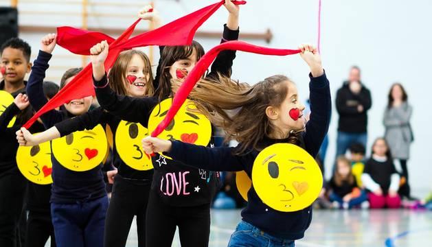 Carnavales escolares en Navarra 2020