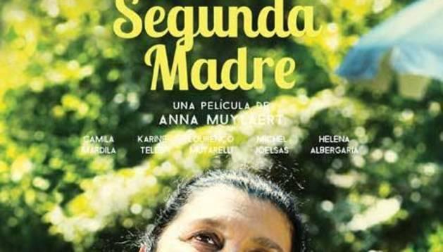 La película brasileña 'Una segunda madre', este lunes en Civivox Iturrama