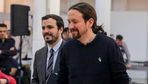Iglesias afirma que el Gobierno ha salido reforzado tras