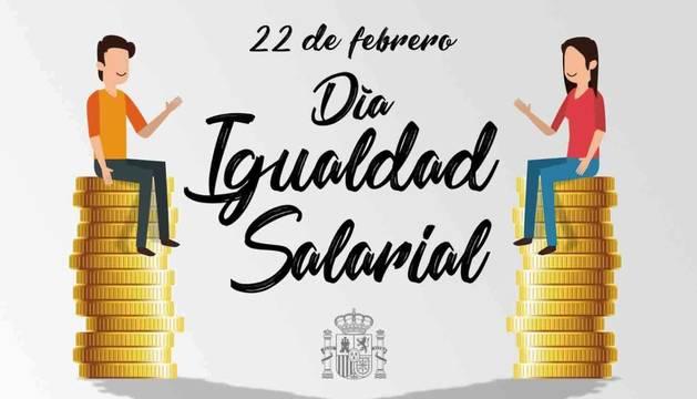 Día de la Igualdad Salarial.