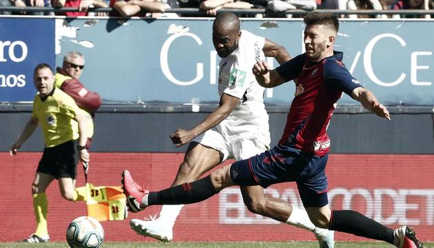Fotos del Osasuna 0-3 Granada