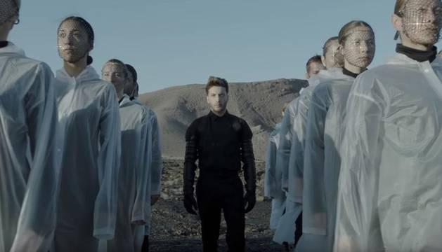 Blas Cantó llevará a Eurovisión a la escenógrafa de España en Eurojunior