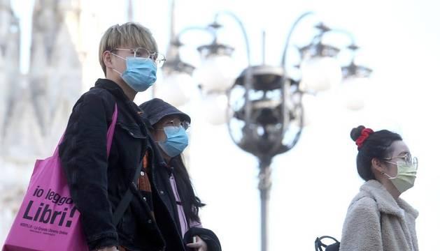 El brote de coronavirus en el norte de Italia deja ya seis muertos y más de 200 infectados