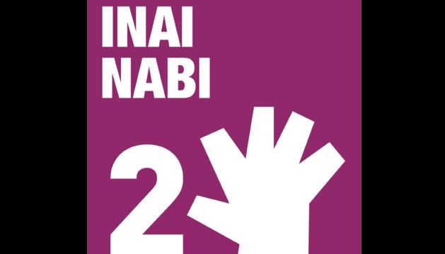 Logo del 25 aniversario del INAI / NABI.