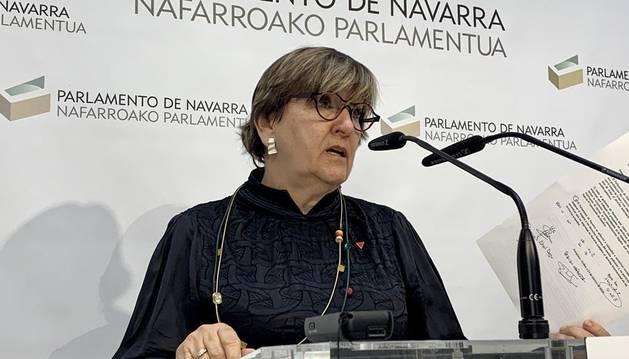 I-E se abstendrá en la votación de los presupuestos de Navarra 2020
