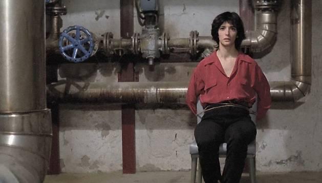 Ana Torrent, en 'Tesis'.