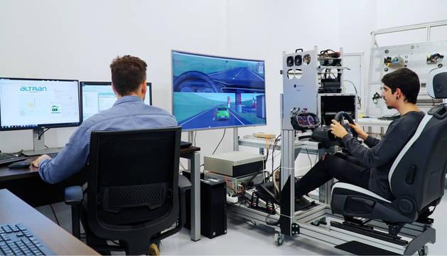 foto de Las nuevas incorporaciones trabajarán en distintas ramas de Ingeniería, Innovación y Tecnología