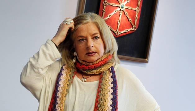 foto de La presidenta del Colectivo de Víctimas del Terrorismo del País Vasco, Covite, Consuelo Ordóñez