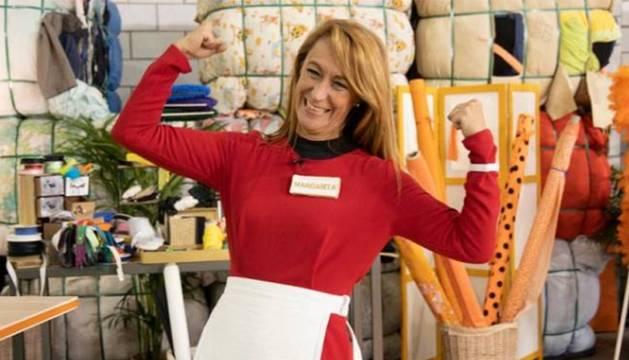 Margarita regresa a Maestros de la Costura.