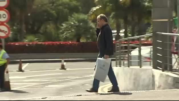 Un turista italiano da positivo en coronavirus en Tenerife