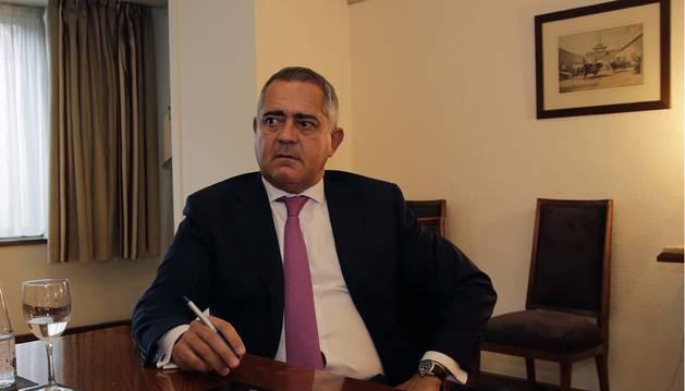 Juan Miguel Sucunza renunció el pasado noviembre a su cargo en el Grupo Azkoyen.