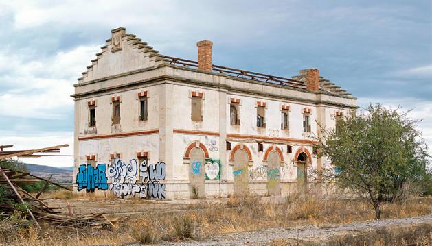 Una de las ocho fotografías de 'Decimocuarta estación', de Greta Alfaro.