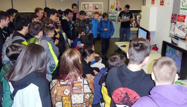 foto de Una actividad relacionada con los videojuegos en la Casa de la Juventud